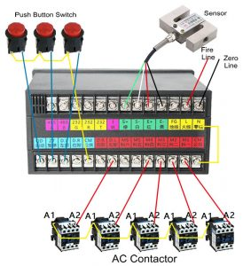 PLY900 Wiring diagram